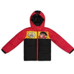 Ryan's World Boys Puffer Coat